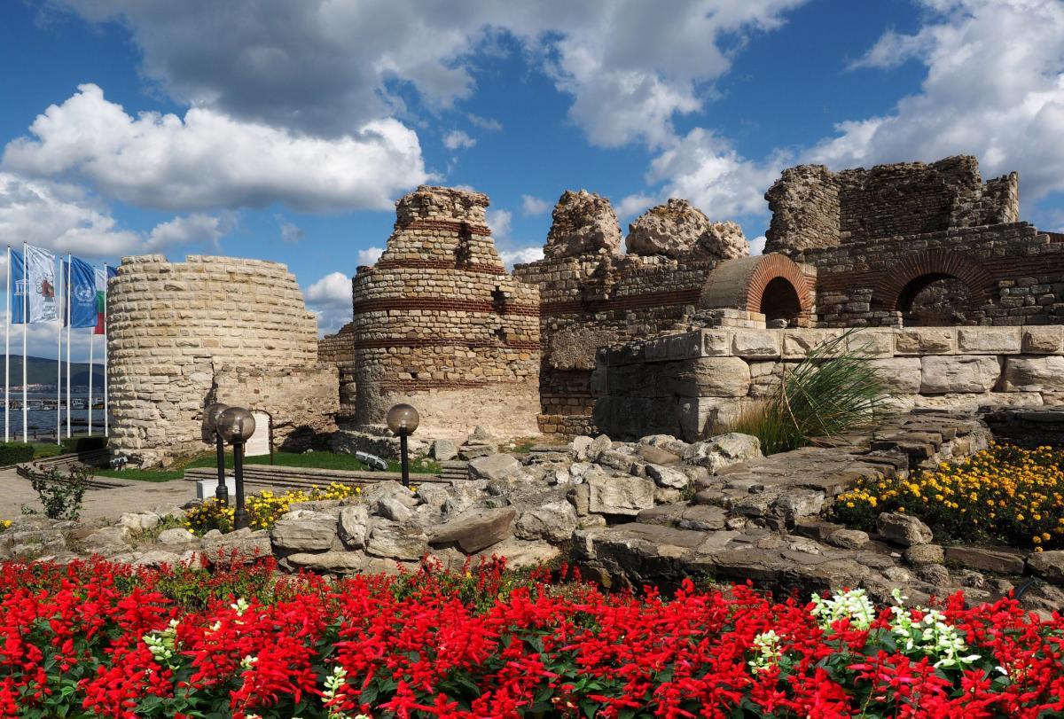 Mesembria Fortress